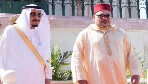 السعودية نيوز |  خادم الحرمين الشريفين وولي عهده يهنئان ملك المغرب بذكرى عيد الجلوس
