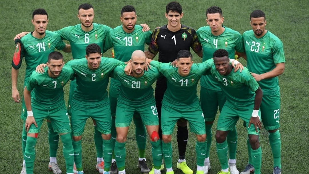 وحيد خليلوزيتش مدرب منتخب المغرب لكرة القدم