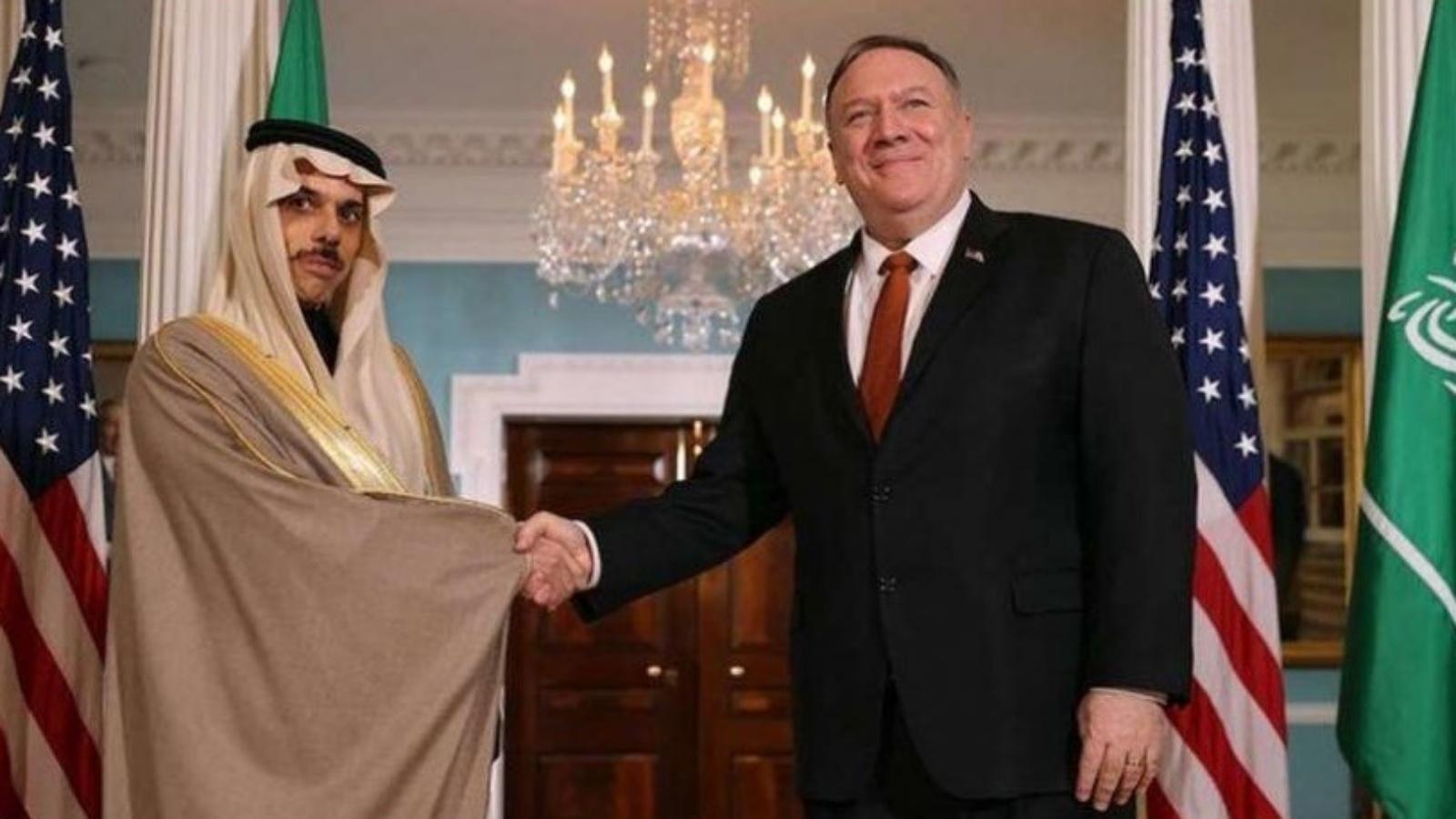 السعودية نيوز |  وزيرا الخارجية السعودي والأميركي يطلقان الحوار الاستراتيجي