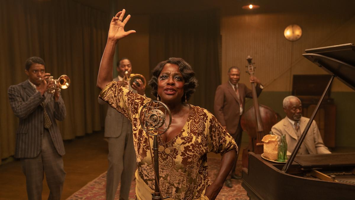 نتفليكس تطرح الإعلان الترويجي لفيلمها الجديد Ma Rainey's Black Bottom