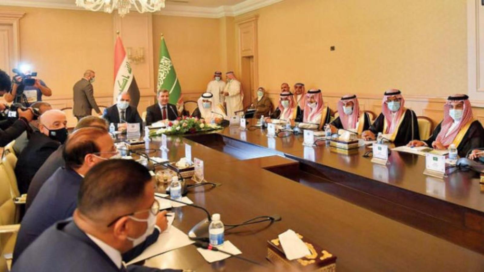 السعودية نيوز |  محمد بن سلمان والكاظمي يبحثان توسيع العلاقات بين بلديهما