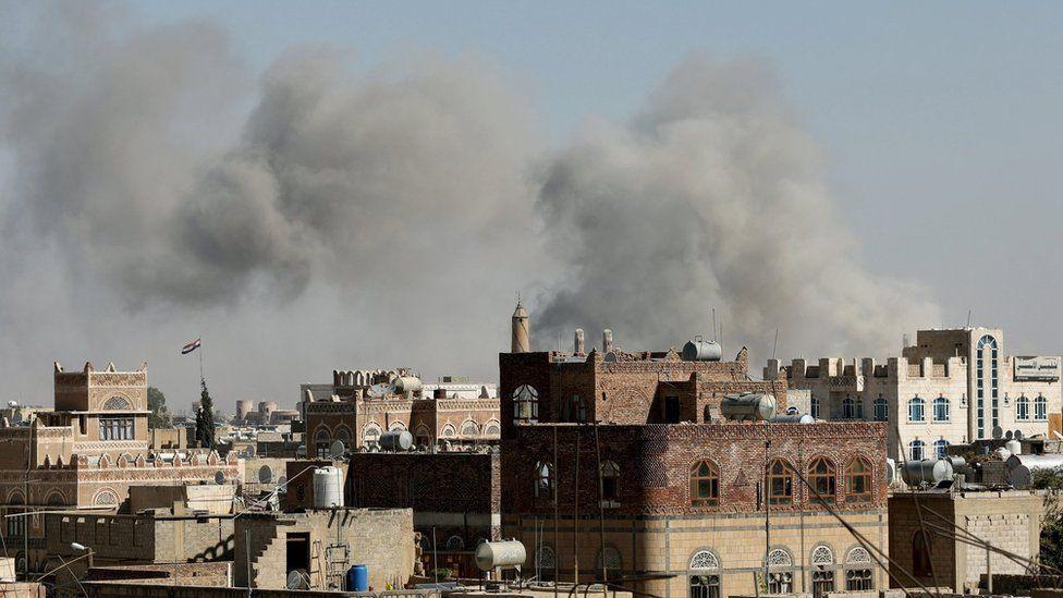 السعودية نيوز |  بايدن يعلن وقف الولايات المتحدة دعمها للعمليات العسكرية في اليمن