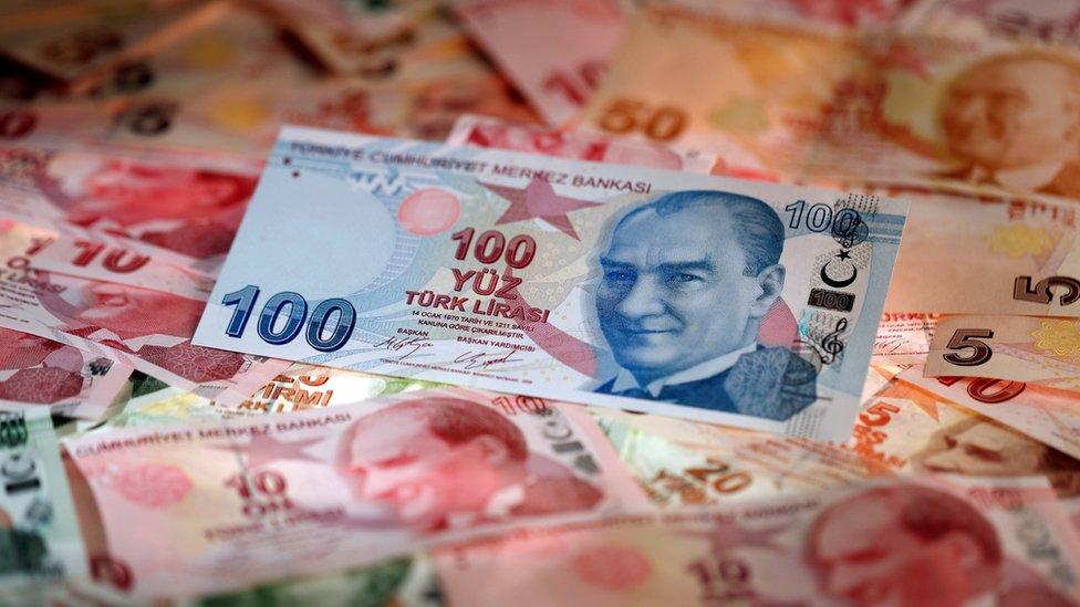 البنك المركزي التركي أبقى أسعار الفائدة الرئيسية دون تغيير