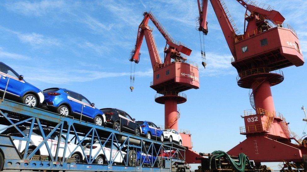 الصين أعلنت فرض تعريفات على الصادرات الأمريكية ردا على قرارات ترامب