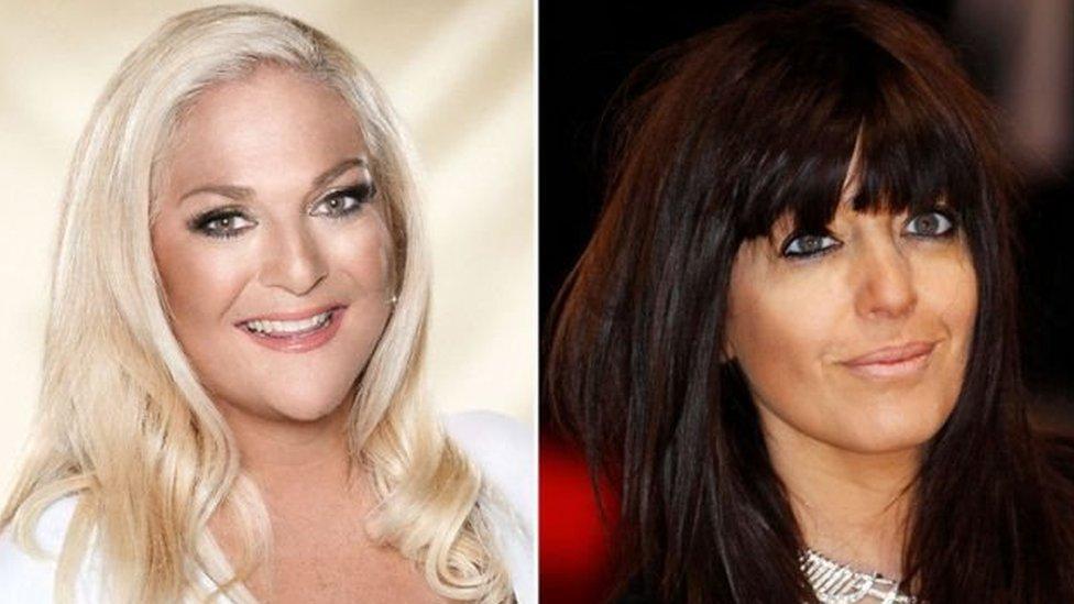 جاءت مقدمتا بي بي سي كلوديا وينكلمان وفانيسا فيلتز في المرتبة الأولى كأعلى النساء أجرا