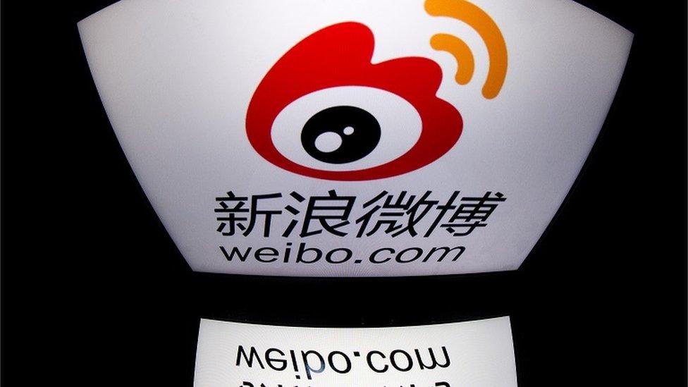 موقع سينا ويبو أعلن قبوله النقد ووقف بوابات منها أخبار المشاهير وحياتهم الشخصية