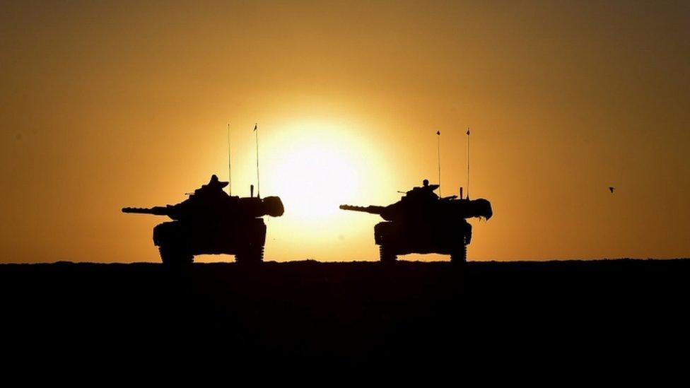العراق وإيران بصدد إجراء مناورات مشتركة بالقرب من إقليم كردستان