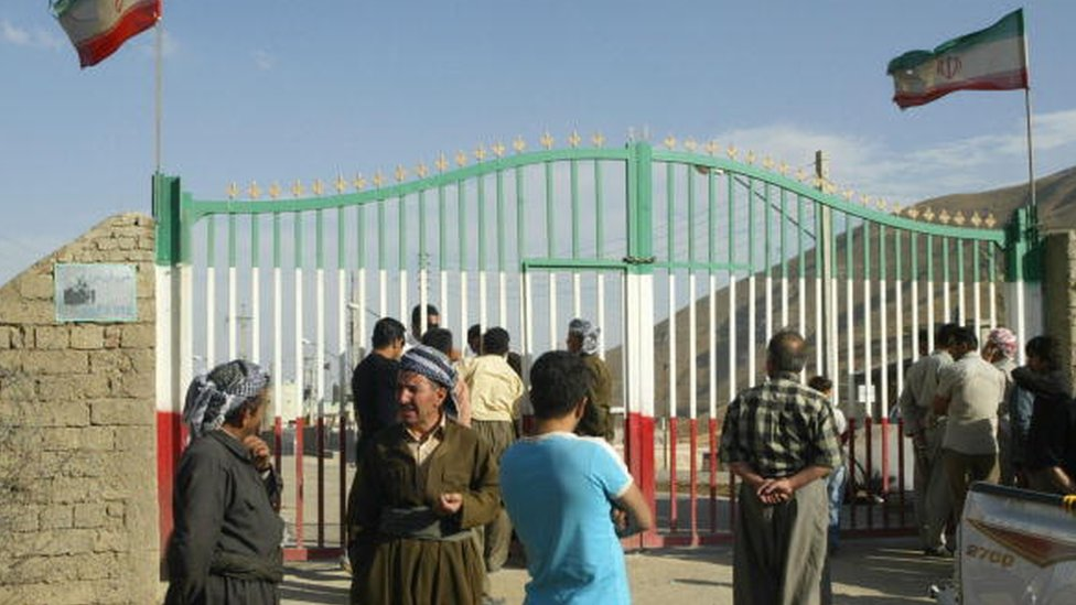 لم تحدد إيران موعدا لإعادة فتح باقي المعابر الحدودية مع كردستان العراق