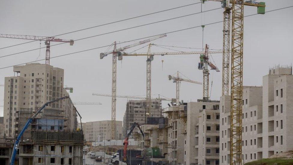 إسرائيل تقرر بناء وحدات استيطانية جديدة في القدس الشرقية