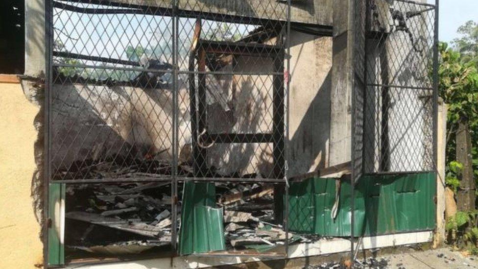 العنف أدى لتدمير 10 سيارات ومهاجمة 62 منزلا ومحلا تجاريا في إقليم غالي