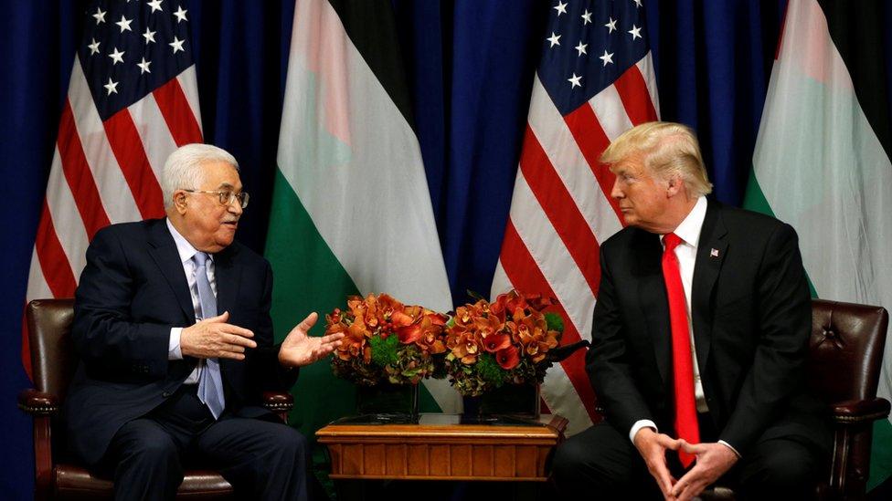 أمام الرئيس دونالد ترامب مهلة تسعين يوما لوقف إغلاق مكتب منظمة التحرير الفلسطينية