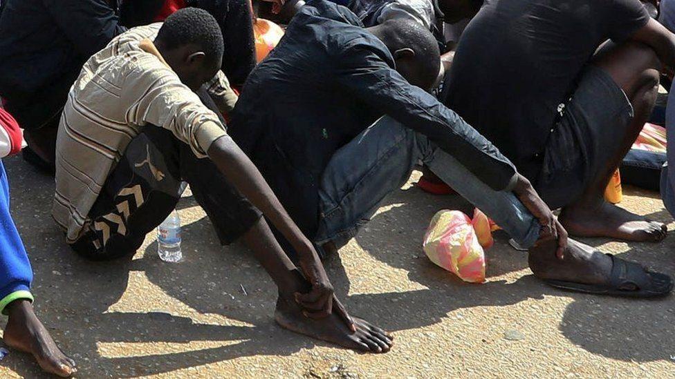 تقول منظمة الهجرة العالمية إنها حصلت على أدلة تثبت انتشار الرق في ليبيا