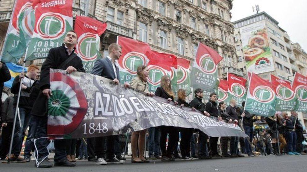 النائب المتهم بالتجسس ينتمي لحزب جوبيك القومي ثاني أكبر أحزاب المجر