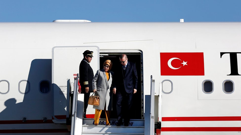 تصريحات أردوغان قبل الزيارة أثارت قلق الحكومة اليونانية