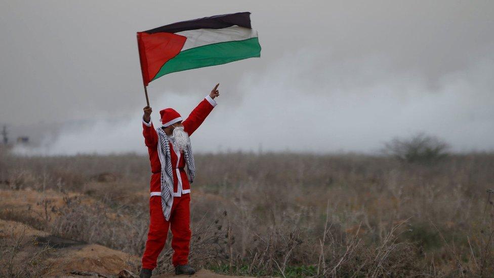 ترامب يلوح بقطع المساعدات عن الدول المعارضة لموقفه بشأن القدس