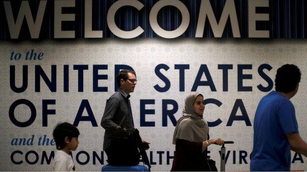 قرار ترامب بحظر السفر : منْ هم الممنوعون من دخول الولايات المتحدة؟