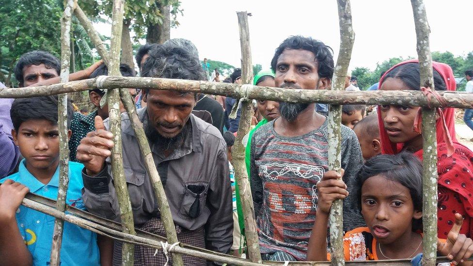 الأمم المتحدة تحث سلطات بنغلاديش على قبول الفارين إليها من مسلمي الروهينجا