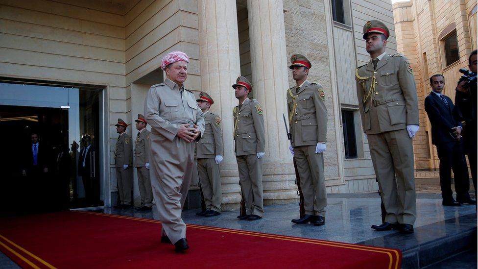 قالت حكومة اقليم كردستان إنها ستمضي قدما في الاستفتاء رغم طلب الولايات المتحدة تأجيله