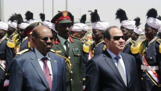 رفضت مصر أكثر من مرة دخول مسؤولين وبرلمانيين سودانيين إلى منطقة حلايب وشلاتين