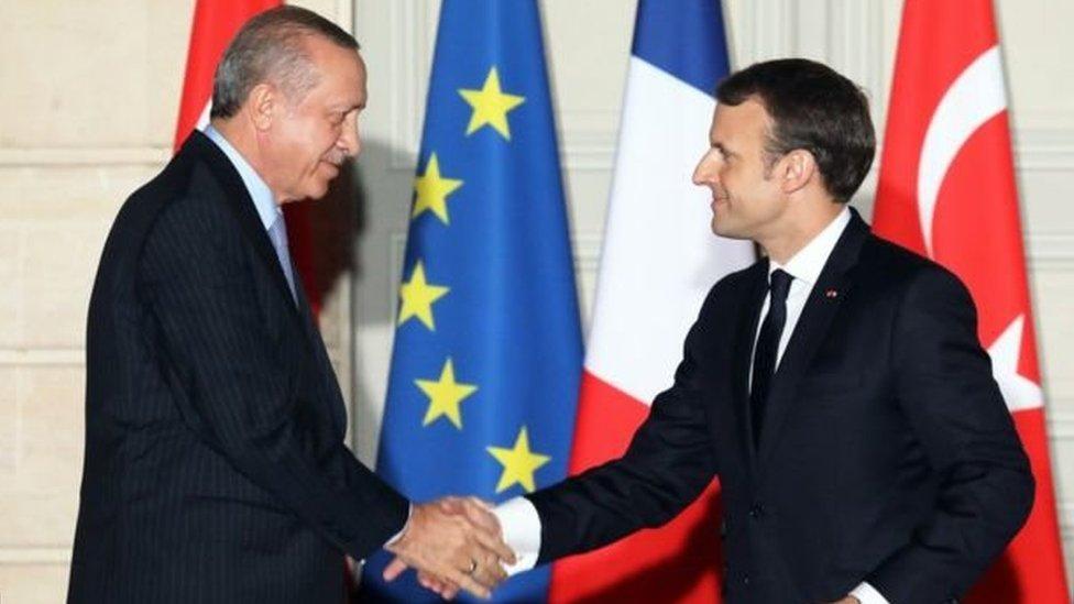 الرئيسان تعهدا بتكثيف التعاون في مكافحة الإرهاب