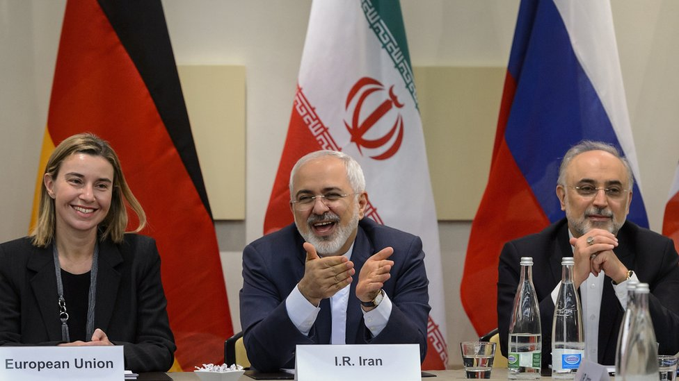 الاتفاق النووي وقع في 2015