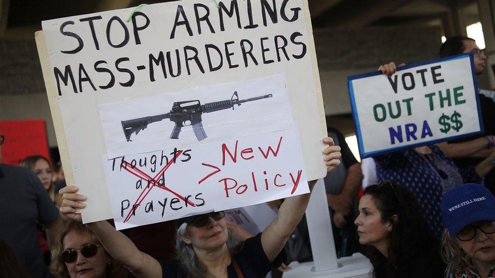 تستهدف المسيرة المنتظرة الضغط على الرئيس الأمريكي دونالد ترامب والكونغرس لمواجهة فوضى السلاح.