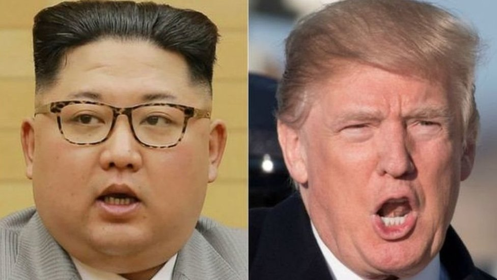 ترامب وافق على لقاء كيم في مايو/أيار المقبل