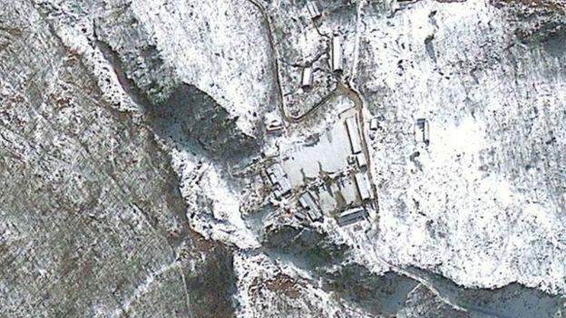 كوريا الشمالية كانت تجري تجاربها النووية في منطقة تقع شمالي شرق البلاد