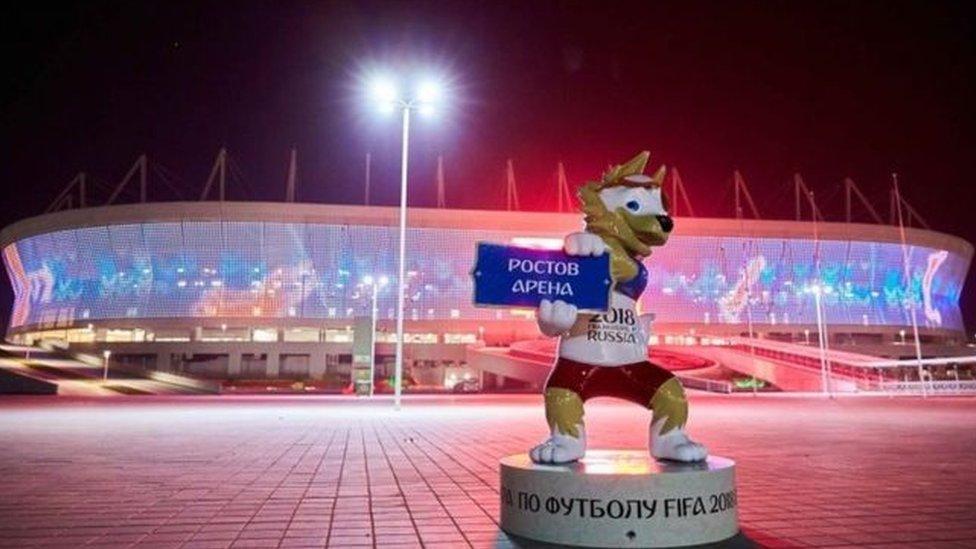 الدليل موجه للصحفيين الموفدين لتغطية نهائيات كأس العالم في روسيا