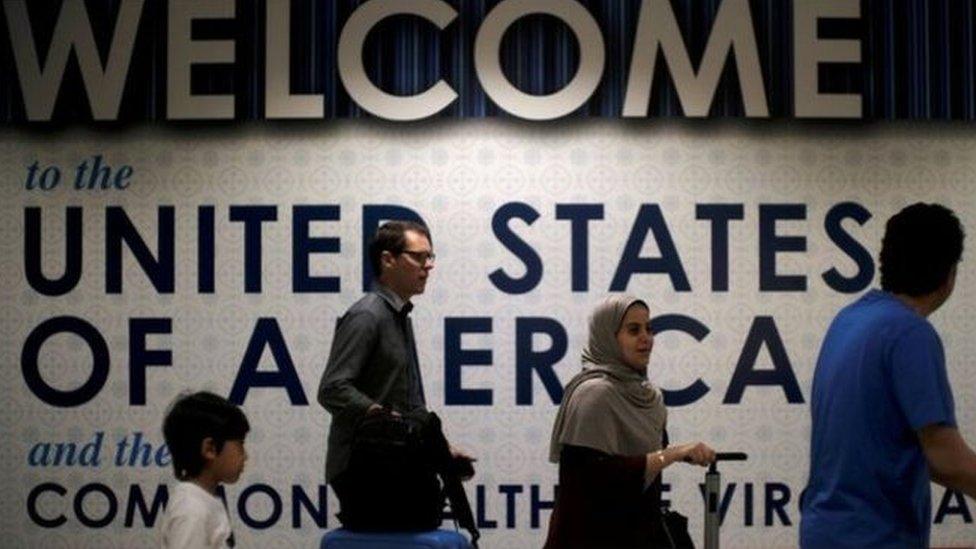 1250 يمنيا سيظلون في الولايات المتحدة بموجب برنامج الوضع المحمي المؤقت