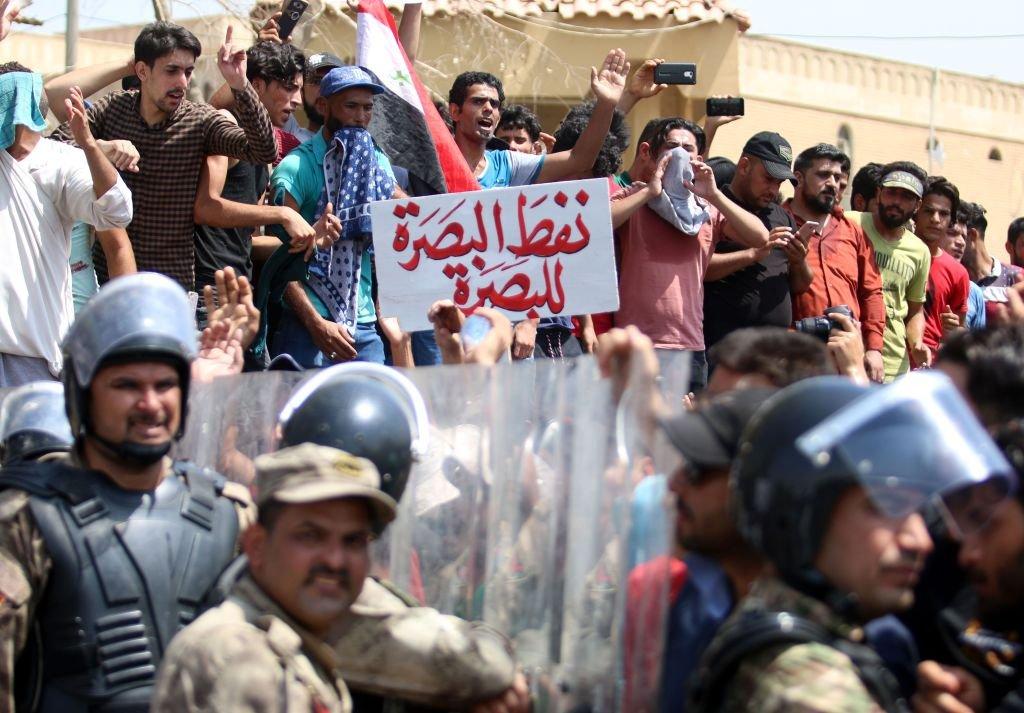 البصرة أكبر محافظة عراقية منتجة للنفط