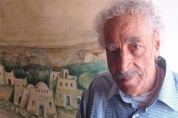 الفنان التشكيلي العراقي الكبير نوري الراوي