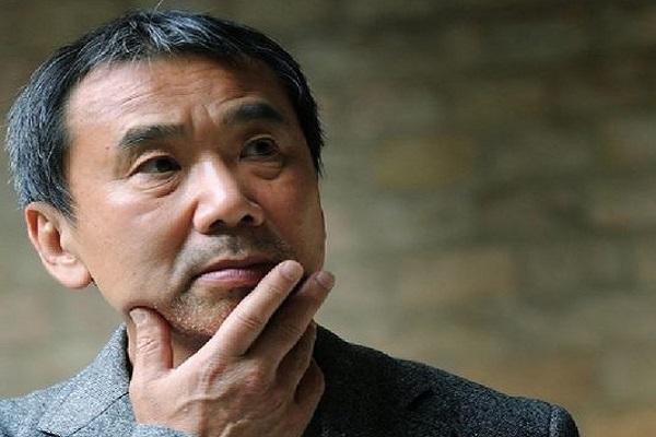 الكاتب الياباني هاروكي موراكامي