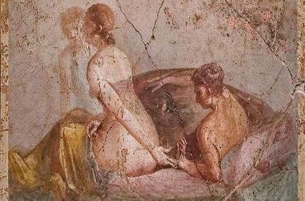 لوحة جدارية