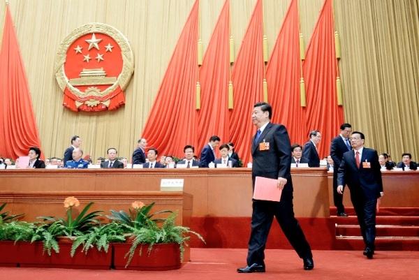 في الصين لا سلطة إلا سلطة الحزب