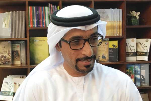 رئيس تحرير صحيفة «الاتحاد» الإماراتية محمد الحمادي