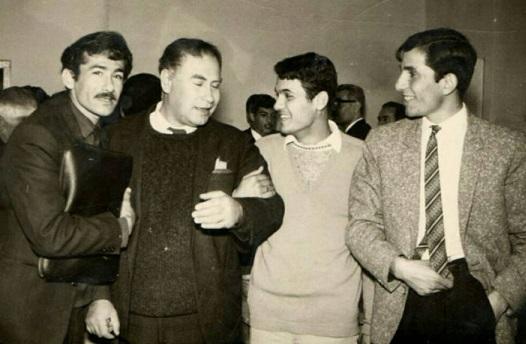 بدري في مسرحية عدو الشعب في بغداد