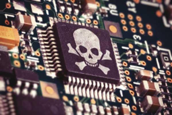 الهجمات الالكترونية دخلت منظمة الحروب والأمن القومي