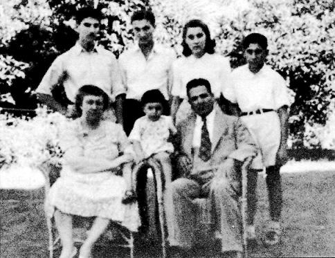 عائلة الجادرجي