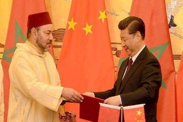 الملك محمد السادس ونظيره الصيني - أرشيفية