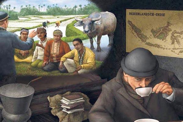 كتاب ماكس هافيلار ساعد في نشوء الحركة القومية التي أنهت الاستعمار