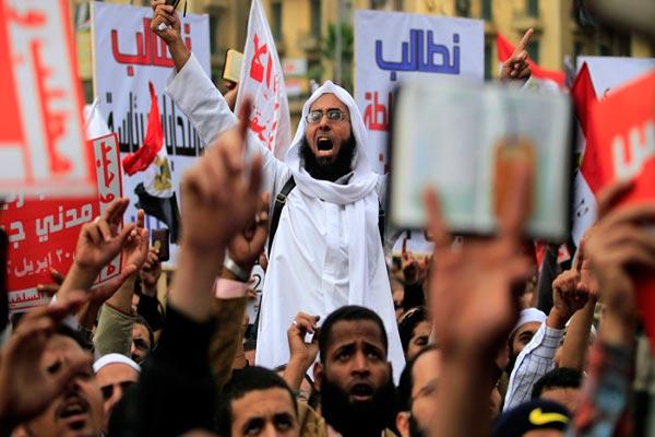 الإسلاميون استغلوا الربيع العربي لبلوغ السلطة