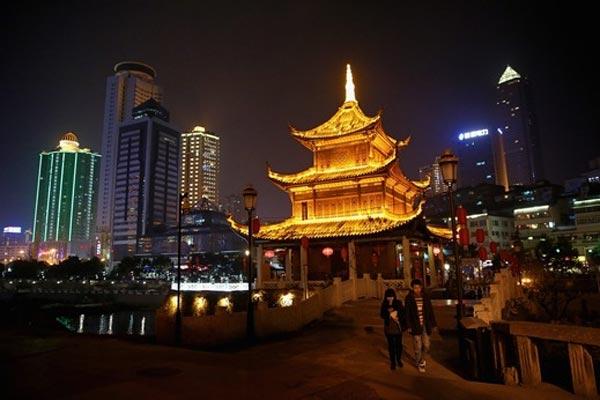 مدينة قوييانغ الصينية
