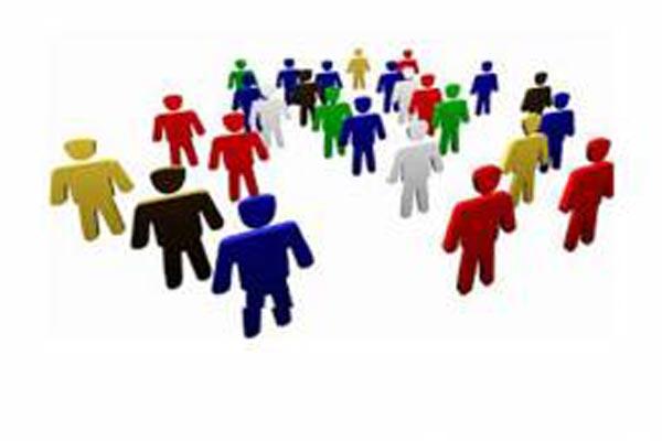 تتحقق التنمية الاجتماعية من خلال تدعيم تفاعل المواطنين لاسيما الفقراء