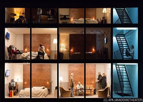 مسرحية فندق سترندبري في ستوكهولم