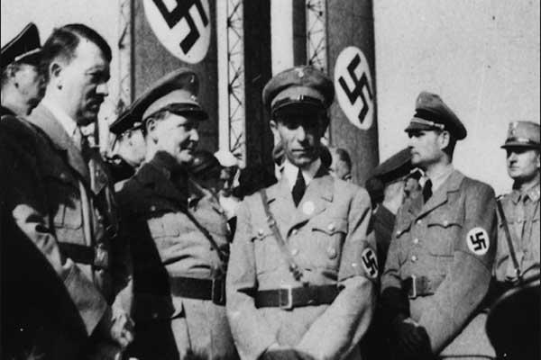 حركة المقاومة الداخلية لهتلر كانت موجودة في ألمانيا ولو بشكل محصور