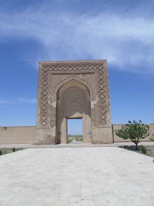 خان رباط الملك (1078 -9)، اقليم بخارى، بلاد ما وراء النهر،