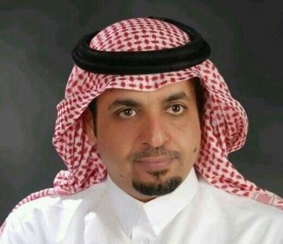 الكاتب عبدالله النغيميشي
