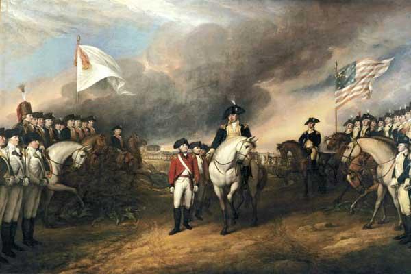 لا تزال الثورة الأميركية تُدَرَّس في حصص التاريخ في أنحاء الولايات المتحدة كافة