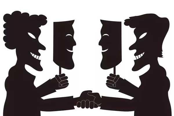 النفاق سر الوفاق الاجتماعي